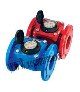 sản phẩm đồng hồ nước powogaz của Làng Rùa phân phối