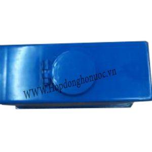 hộp đồng hồ nước nhựa của công ty cổ phần Làng Rùa