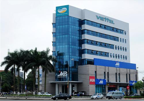 Công ty Cổ phần Công trình Viettel