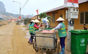 quận cẩm lệ quản lý xe gom rác theo giờ