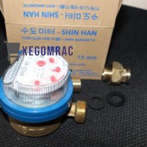 Đồng hồ đo nước shinhan nhập khẩu nguyên chiếc bởi Làng Rùa