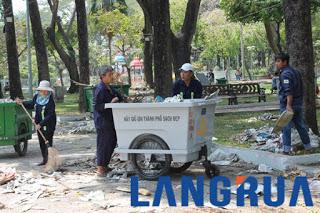 Xe gom rác: Thực trạng đáng báo động về công tác quản lý môi trường