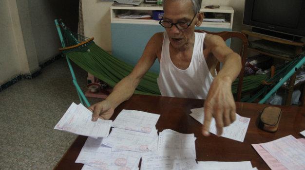 Đồng hồ nước: Truy thu lại tiền kê khai khống nước sinh hoạt tại huyện Cần Giờ