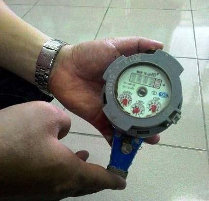 Đồng hồ nước: Tiền nước đến 7 triệu đồng/tháng của hộ gia đình bốn người tại Thủ Đô