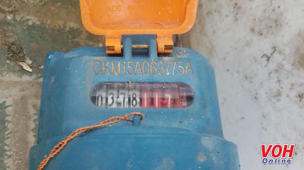 Đồng hồ nước: Trên 4000 hộ ở TP HCM không biết chủ để lắp đặt