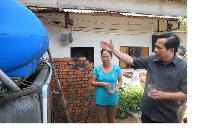 Đồng hồ nước: Hơn 88.000 hộ lắp đặt nhưng không dùng