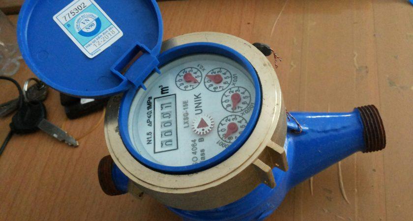 Đồng hồ nước giá rẻ, chất lượng