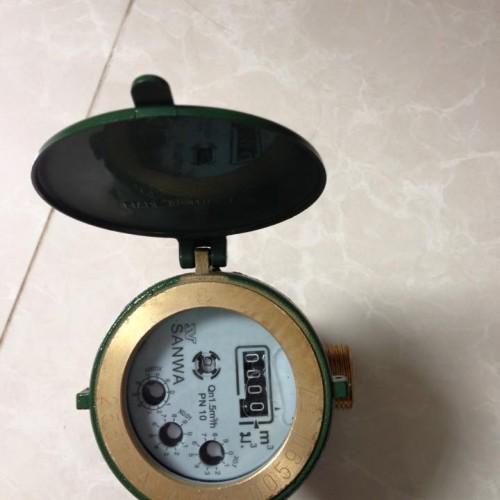 Thông Số Đồng hồ nước Sanwa SV15