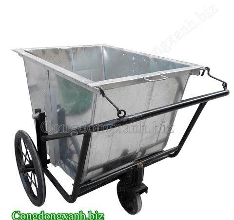 Sự tiện lợi của xe gom rác